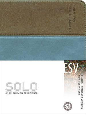 Message Solo New Testament-ESV
