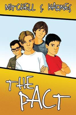 The Pact: The Canaanshade Journeys Book I