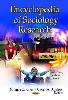 Encyclopedia of Sociology Research: 3 Volume Set