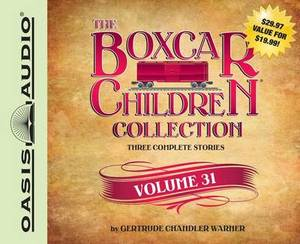 The Boxcar Children Collection, Volume 31: The Mystery at Skeleton Point/The Tattletale Mystery/The Comic Book Mystery