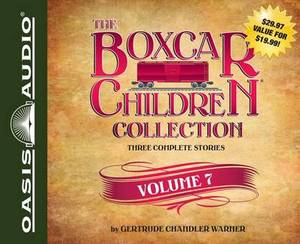 The Boxcar Children Collection Volume 7: Benny Uncovers a Mystery, the Haunted Cabin Mystery, the Deserted Library Mystery