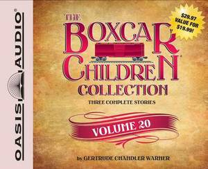The Boxcar Children Collection, Volume 20: The Mystery at the Alamo, the Outer Space Mystery, the Soccer Mystery