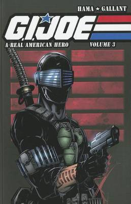 G.I. Joe A Real American Hero, Vol. 3