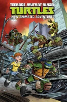Teenage Mutant Ninja Turtles: New Animated Adventures: Volume 1