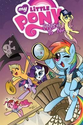 My Little Pony Friendship Is Magic Volume 4