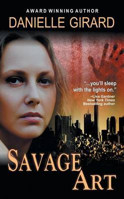 Savage Art (a Chilling Suspense Novel)