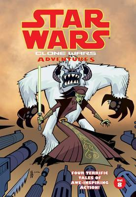 Star Wars: Clone Wars Adventures Vol. 8