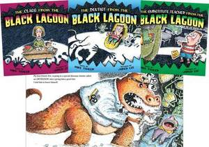 Black Lagoon Set 3