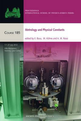 Metrology and Physical Constants