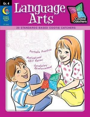 Cootie Catchers, Language Arts, Grade 4