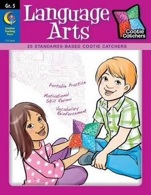 Cootie Catchers, Language Arts, Grade 5