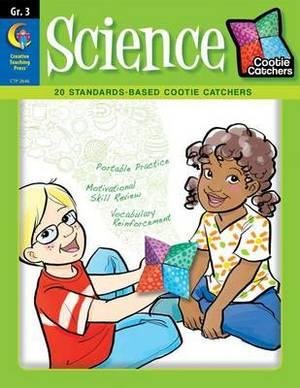 Cootie Catchers, Science, Grade 3