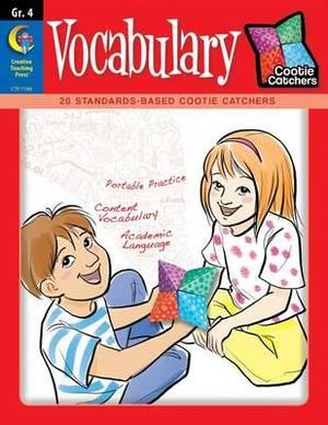 Cootie Catchers, Vocabulary, Grade 4