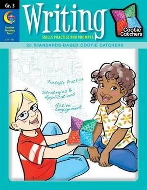 Cootie Catchers, Writing, Grade 3