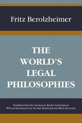 The World's Legal Philosophies