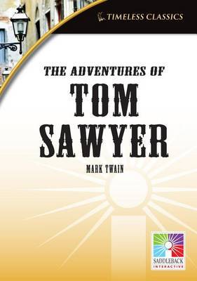 The Adventures of Tom Sawyer Interactive Whiteboard Resource