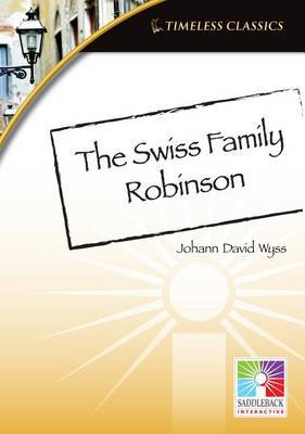 Swiss Family Robinson Interactive Whiteboard Resource