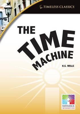 The Time Machine Interactive Whiteboard Resource
