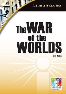 War of the Worlds Interactive Whiteboard Resource
