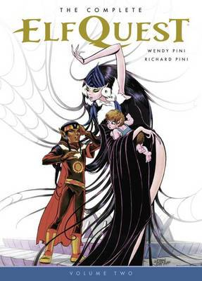 The Complete Elfquest Vol. 2