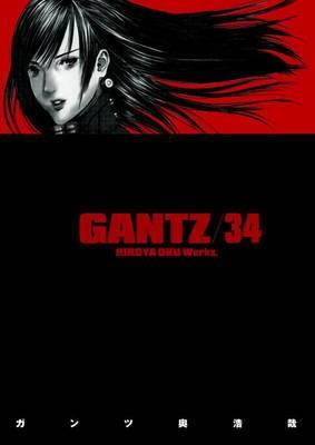 Gantz, Volume 34