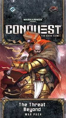 Warhammer 40,000 Conquest Lcg the Threat Beyond War Pack