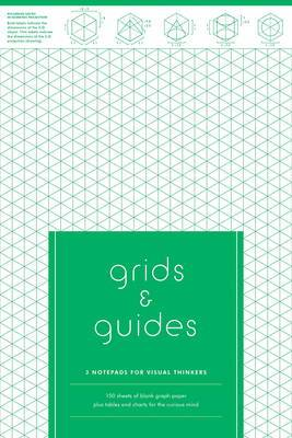Grids and Guides: 3 Notepads for Visual Thinkers