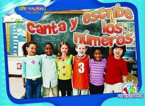 Canta y Escribe Los Numeros (Chant and Write)