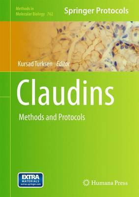 Claudins: Methods and Protocols