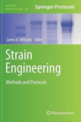 Strain Engineering: Methods and Protocols
