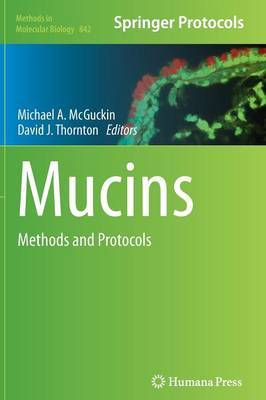 Mucins: Methods and Protocols