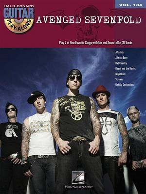 Guitar Play-Along Volume 134: Avenged Sevenfold