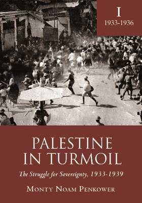 Palestine in Turmoil: The Struggle for Sovereignty, 1933-1939: Volume 1