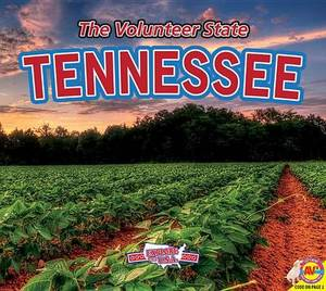 Tennessee, with Code: The Volunteer State