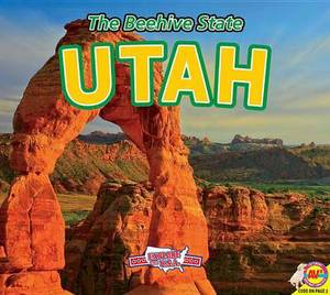 Utah, with Code: The Beehive State
