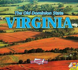 Virginia, with Code: The Old Dominion State