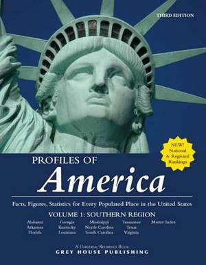 Profiles of America - 4 Volume Set, 2015