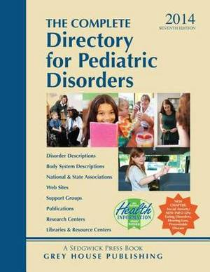 Complete Directory for Pediatric Disorders: 2013/14
