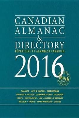 Canadian Almanac & Directory: 2015
