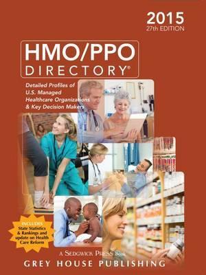 HMO/PPO Directory: 2015