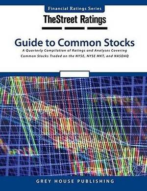 TheStreet Ratings Guide to Common Stocks, Summer 2015