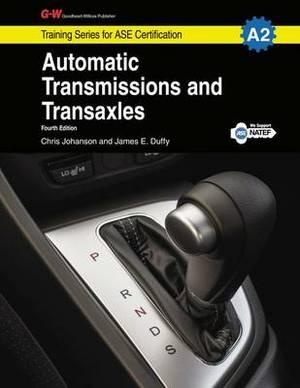 Automatic Transmissions & Transaxles Shop Manual, A2