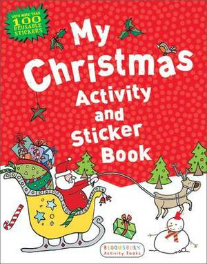 My Christmas Activity and Sticker Book