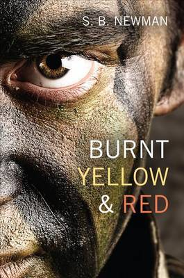 Burnt Yellow & Red
