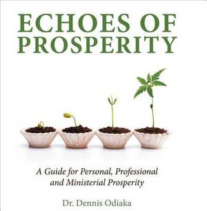 Echoes of Prosperity: A Guide for Personal, Professional and Ministerial Prosperity