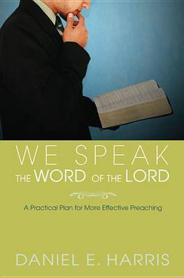 We Speak the Word of the Lord