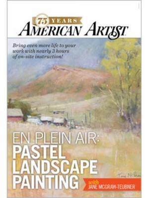 En Plein Air Pastel Landscape Painting with Jane McGraw-Teubner