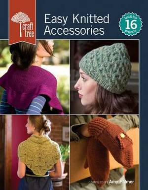 Craft Tree Easy Knitted Accessories