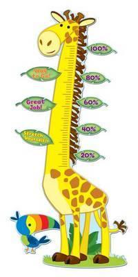 Giraffe Bulletin Board Set