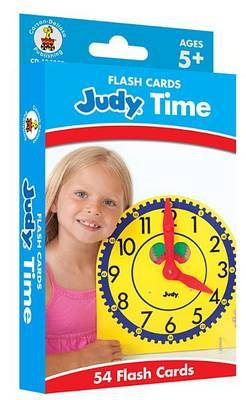 Judy(r) Time Flash Cards, Ages 5 - 11